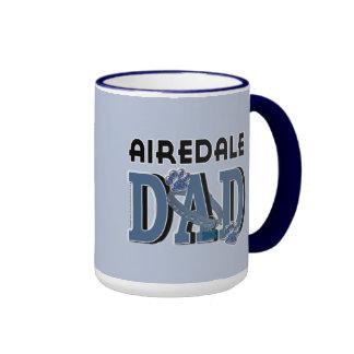 Airedale DAD Ringer Mug