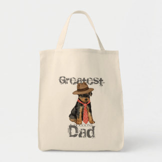 Airedale Dad Tote Bag