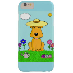 Case-Mate Barely There iPhone 6 Plus Case with Airedale Terrier Phone Cases design
