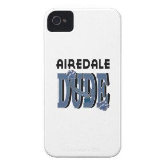 Airedale DUDE iPhone 4 Case