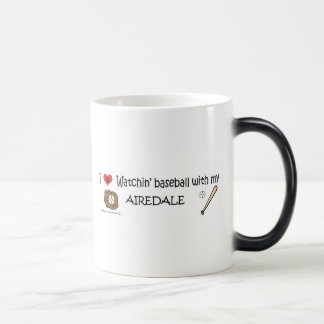AIREDALE MAGIC MUG