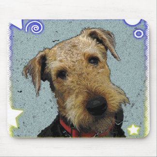 Airedale Mouse Pad