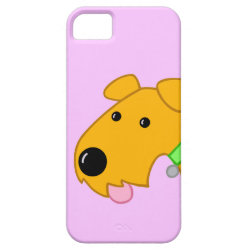 Case-Mate Vibe iPhone 5 Case with Airedale Terrier Phone Cases design