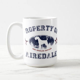Airedale Taza