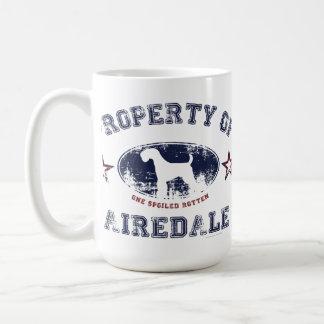 Airedale Taza De Café
