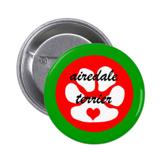 airedale terier pins