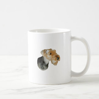 "¡""Airedale Terrier! 01 Taza"