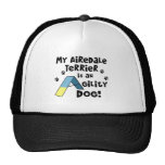Airedale Terrier Agility Dog Hat