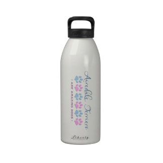 Airedale Terrier -  Amazing Dogs Water Bottles