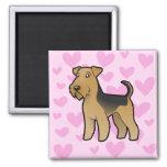 Airedale Terrier/amor de Terrier galés