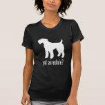 Airedale Terrier Camisetas