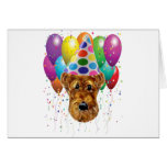 AIREDALE TERRIER CARDS