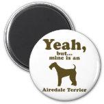 Airedale Terrier Fridge Magnet