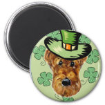 AIREDALE TERRIER FRIDGE MAGNETS