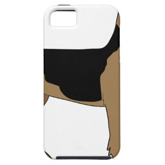 Airedale Terrier iPhone 5 Case-Mate Protector