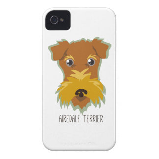 Airedale Terrier iPhone 4 Cobertura