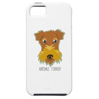 Airedale Terrier iPhone 5 Case-Mate Cobertura