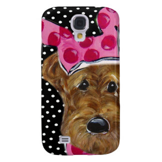 AIREDALE TERRIER GALAXY S4 CASE