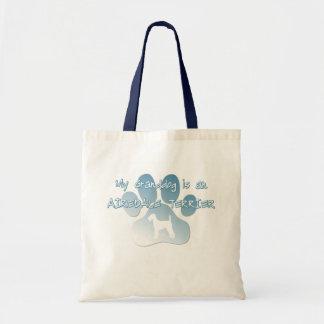 Airedale Terrier Granddog Bag