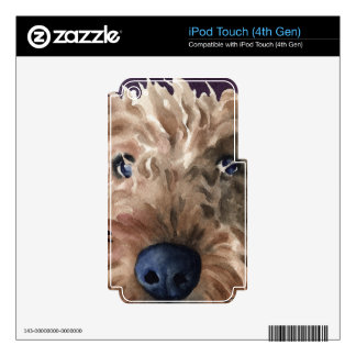 Airedale Terrier iPod Touch 4G Skin