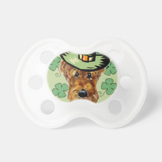 AIREDALE TERRIER PACIFIER