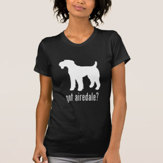 Airedale Terrier Polera