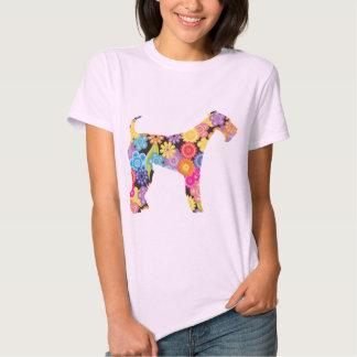 Airedale Terrier Poleras