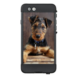 LifeProof® NUUD® for iPhone® 6S Plus Case with Airedale Terrier Phone Cases design