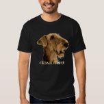 AIREDALE TERRIER REMERA