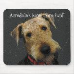 Airedale Terrier Tapetes De Ratones