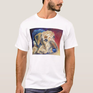 Airedale Terrier Tee Shirt