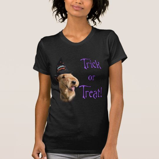 Airedale Terrier Trick T-Shirt