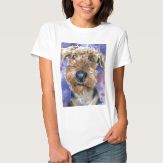 Airedale Terrier T Shirt