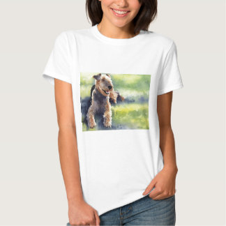 Airedale Terrier Tee Shirts