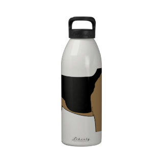 Airedale Terrier Water Bottles