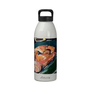 AIREDALE TERRIER REUSABLE WATER BOTTLES