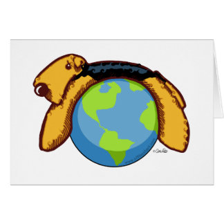 Airedale World Card