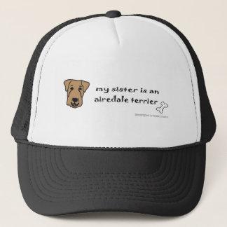 AiredaleSister Trucker Hat