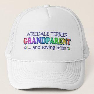 AIREDALETERRIER TRUCKER HAT