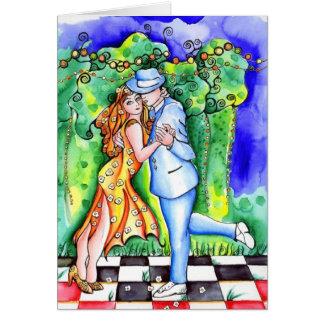 Aires del Sur Tango Card
