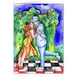 Aires del Sur Tango Greeting Card