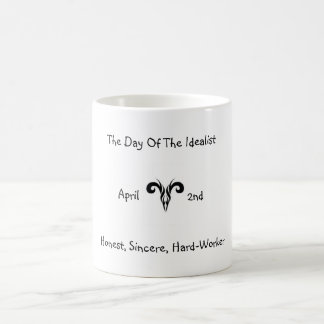 AIRES-The Day Of The Idealist Coffee Mug