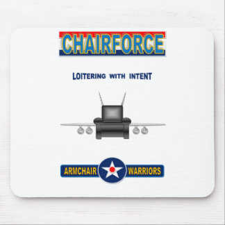 AIRFORCE - CHAIRFORCE MOUSE PAD