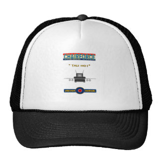 AIRFORCE - CHAIRFORCE  UK  TALI TRUCKER HAT