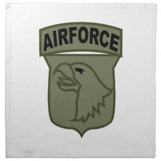 Airforce Cloth Napkins