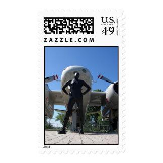 Airforce Way Zentai 01 Postage