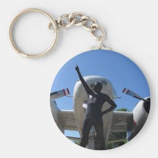 Airforce Way Zentai 02 Keychain
