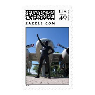 Airforce Way Zentai 02 Postage