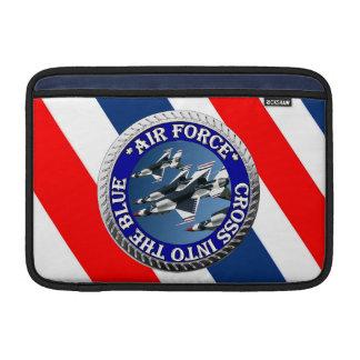 AirForceFanMerch, Air Force Illustation MacBook Air Sleeves