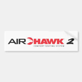 AIRHAWK 2 Bumper Sticker Car Bumper Sticker